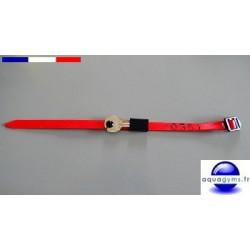 Boitier range-clé pour bracelet piscine - Lot de 10