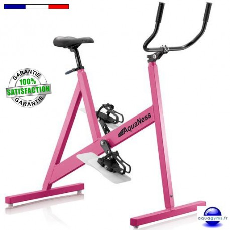 Vélo de piscine AquaNess V1 Rose