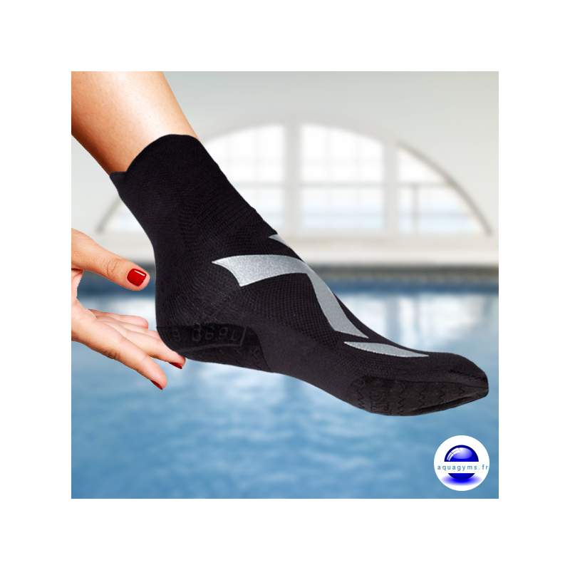 chaussettes piscine antibact rien akkua