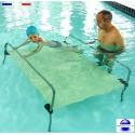Plateforme de nage pour enfant