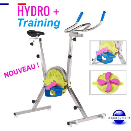 Aquabike Hydro + Training