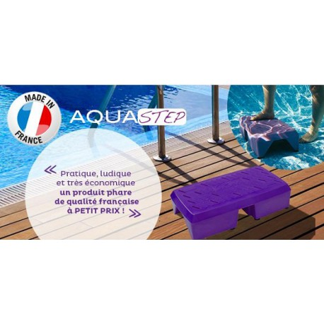 Aquastep Lucky Français pour la piscine