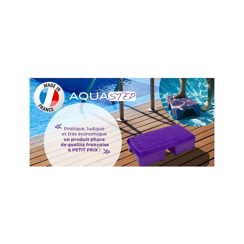 Aquastep pour piscine pas cher accessoire aquatique for Accessoire piscine 68