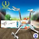 Aquabike WR5 + Selle confort + porte bouteille + barre multitraining
