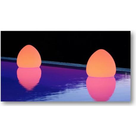 Lampe piscine à Led Rock