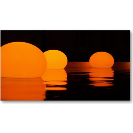 Lampe piscine à Led Flatball