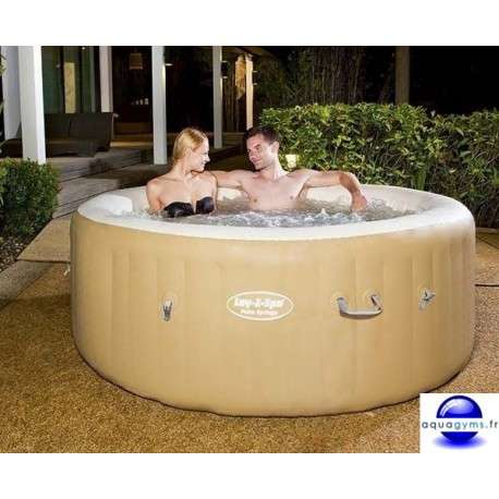 Spa gonflable lay z palm spring air jet - Promo spa gonflable ...