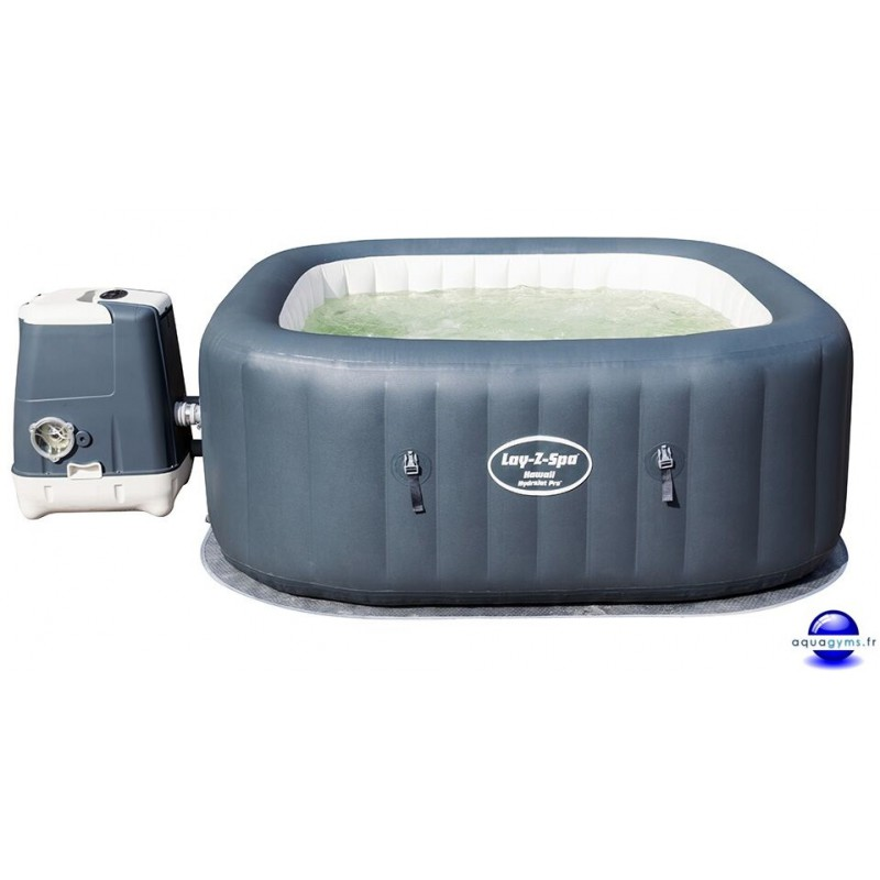 Spa gonflable bestway lay z hawaii hydrojet pro - Spa gonflable hydrojet ...