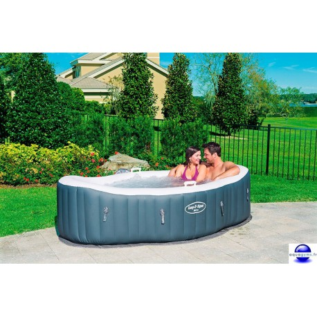 Spa gonflable Bestway Lay-Z-Spa Siena