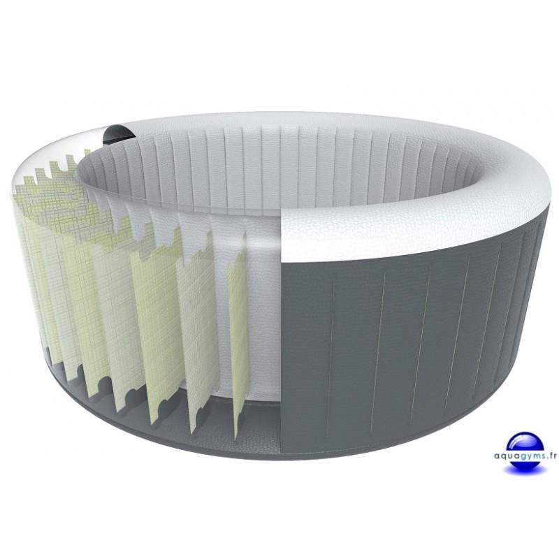 spa gonflable bestway lay z spa siena. Black Bedroom Furniture Sets. Home Design Ideas