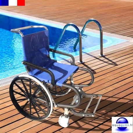 Fauteuil handicap dakota pour piscine for Piscine pour handicape moteur