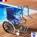Fauteuil handicapé Dakota pour piscine