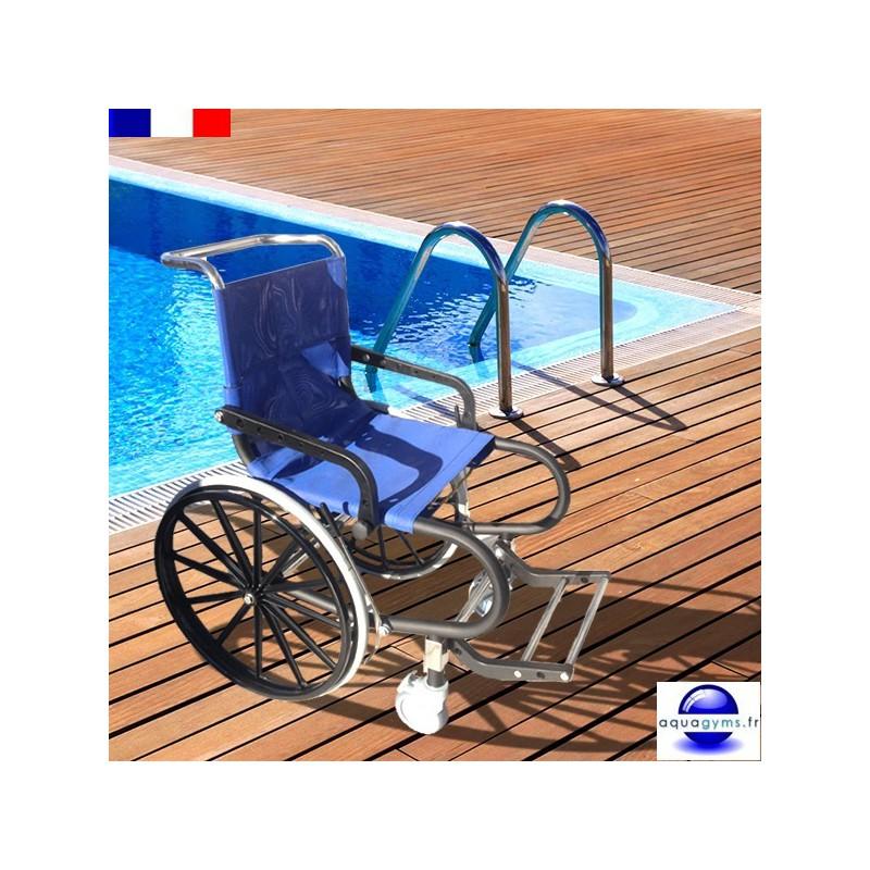 fauteuil handicap dakota pour piscine. Black Bedroom Furniture Sets. Home Design Ideas