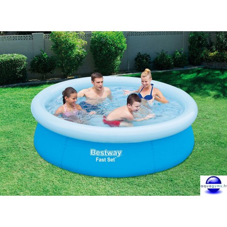 Piscine gonflable enfant diam.198 cm