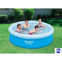 Piscine gonflable enfant diam.198