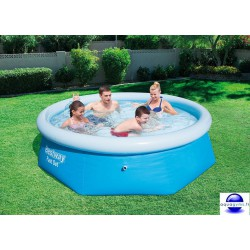 Piscine gonflable enfant diam.244