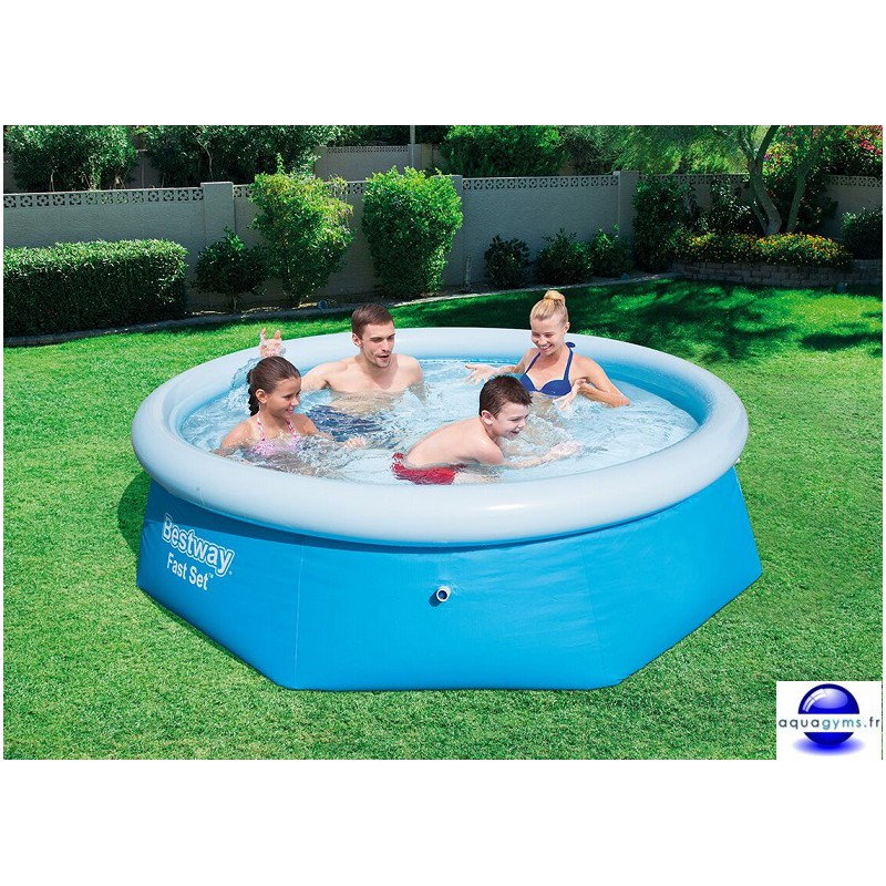 Piscine gonflable enfant for Piscine 2m44
