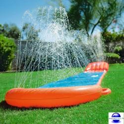 Tapis de glisse à eau pour enfant