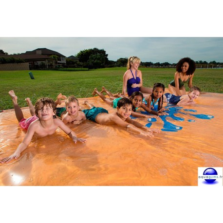 Matelas de glisse à eau pour enfant