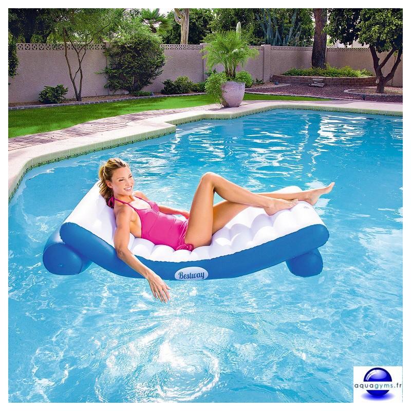 matelas piscine gonflable recto verso. Black Bedroom Furniture Sets. Home Design Ideas