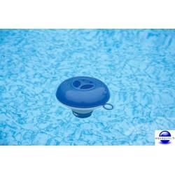Doseur flottant chlore pour piscine