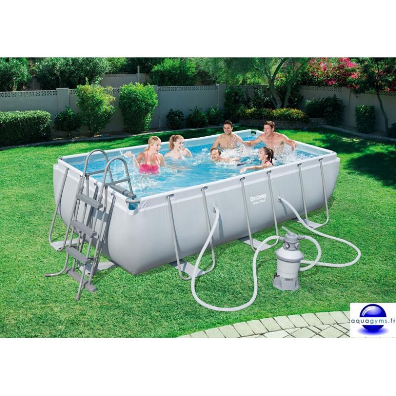 Kit piscine kit piscine recypool vision with kit piscine for Kit filtre piscine