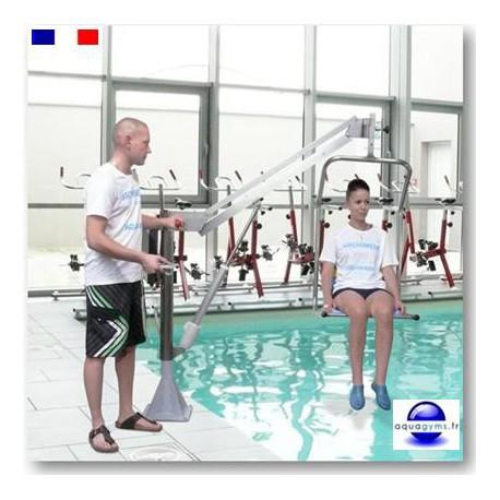 Siège ascenseur pour piscine