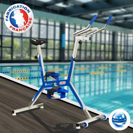 Aquabike Quality'v Pro français