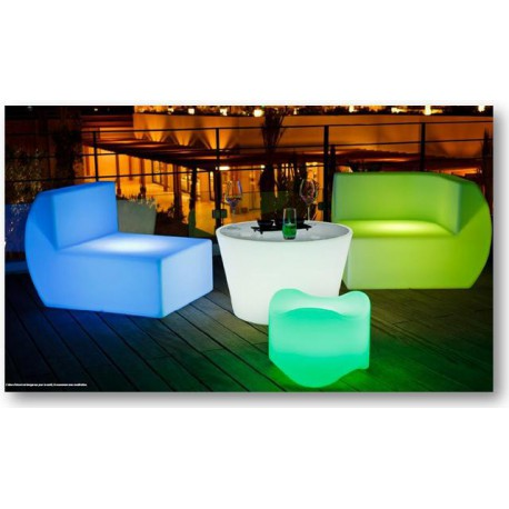 Fauteuil lumineux Down