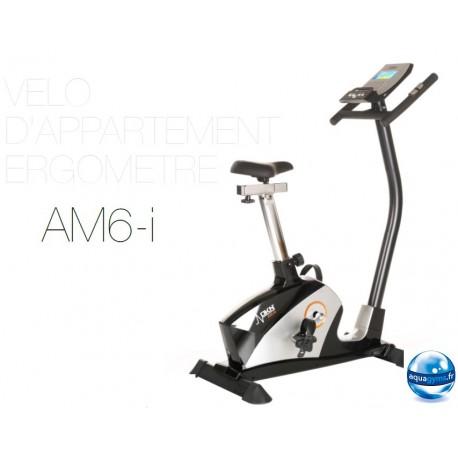 Vélo ergomètre d'appartement AM-6i Dkn