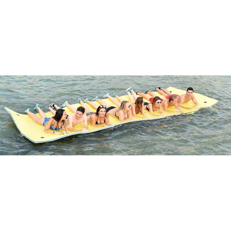 tapis flottant skiflott pour s amuser