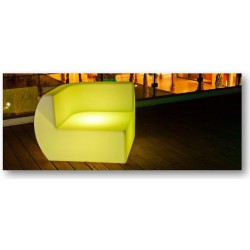 Fauteuil lumineux Side