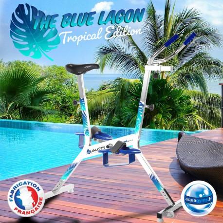 Aquabik français Quality'v Blue Lagon