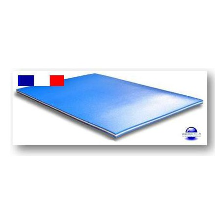 Tapis en mousse pour piscine 2 m x 1 m x 5 5 cm for Tapis mousse piscine