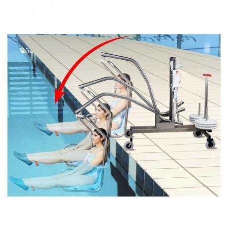 Lève personne de piscine mobile TM02