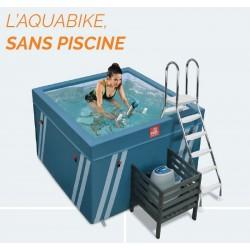 Bassin d'aquafitness autoportant