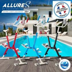 Aquabike Allure économique, léger