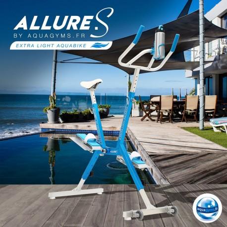 Aquabike Allure toutes options, léger