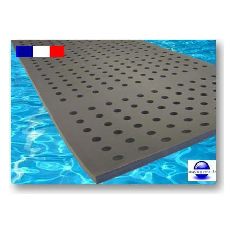 tapis trous ignifug pour piscine 2 m x 1 m x 2 cm. Black Bedroom Furniture Sets. Home Design Ideas