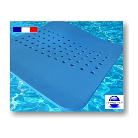Tapis pour piscine à trous bords arrondis