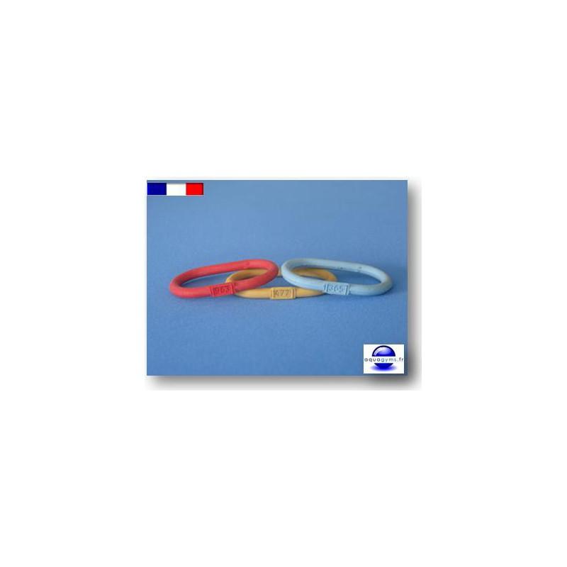 bracelet piscine en caoutchouc num rot par lot. Black Bedroom Furniture Sets. Home Design Ideas