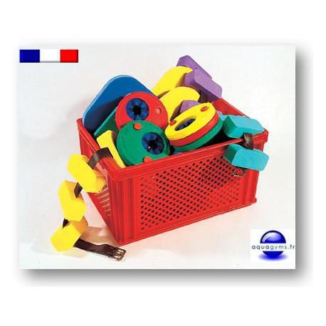 Caisse de rangement mat riel de piscine for Materiel de piscine