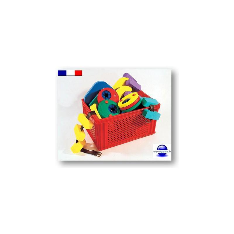 Caisse de rangement mat riel de piscine for Vente materiel de piscine