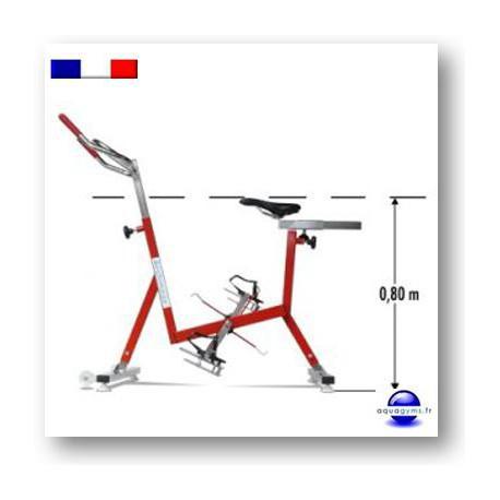 Vélo aquatique Optima Pro S surbaissé