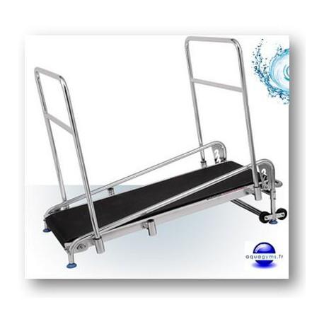 Tapis de course piscine pour sportif, Pooltrekking XL