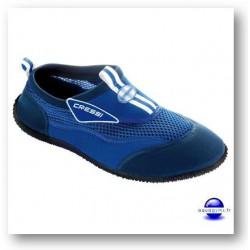 Chaussures piscine pour sport aquafitness - Par lot de 10