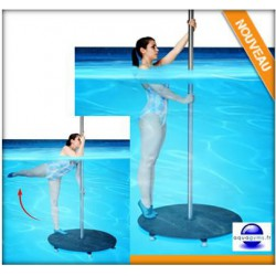 Barre aquatique Pole Dance Aqua jumping