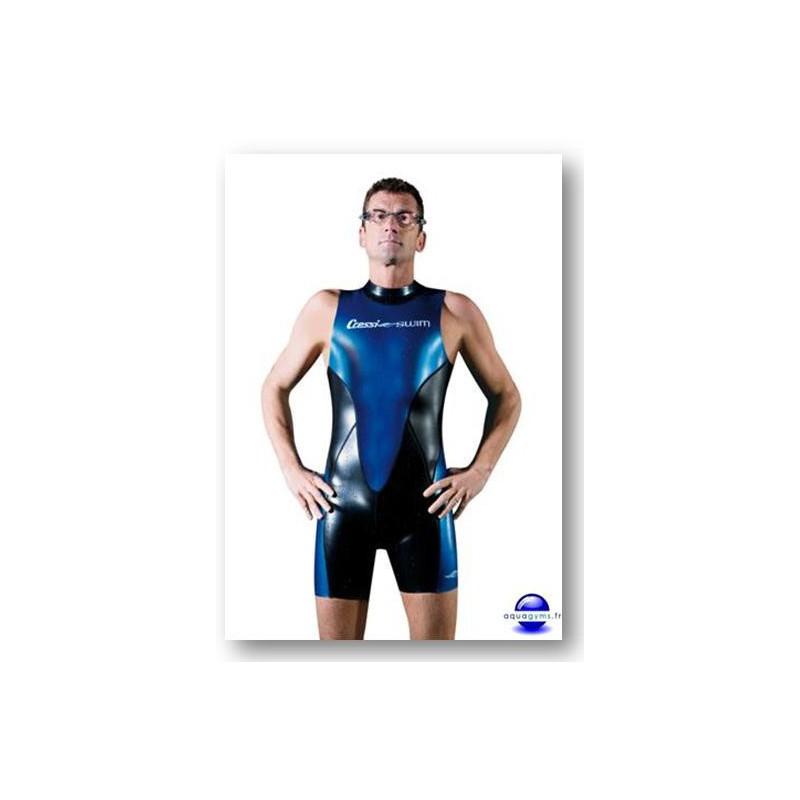 253d6378d9 Combinaison de natation homme - Glaros Shorty