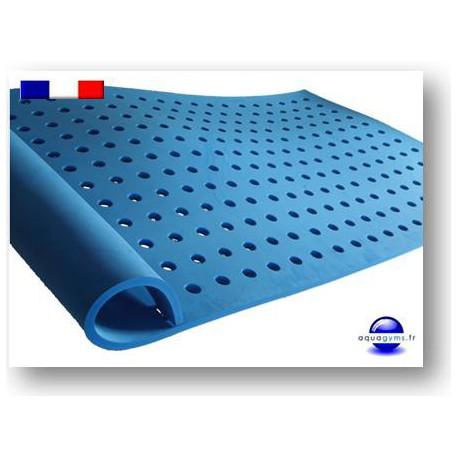 tapis piscine trous avec support pour la t te made in. Black Bedroom Furniture Sets. Home Design Ideas
