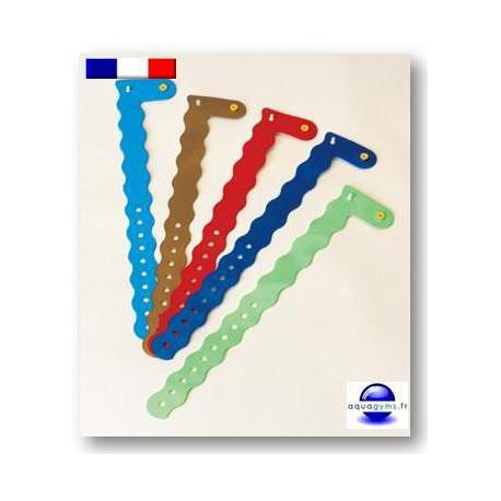 Bracelet piscine ant-fraude non marqué - Par lot de 10